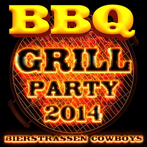 Bbq Grill Party 2014 von Bierstrassen Cowboys