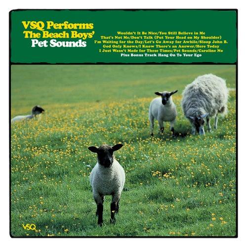 The String Quartet Tribute to The Beach Boys: Pet Sounds de Vitamin String Quartet