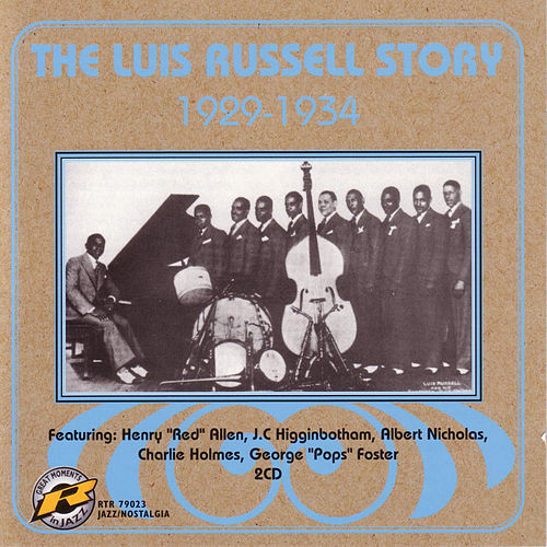 The Luis Russell Story by Luis Russell