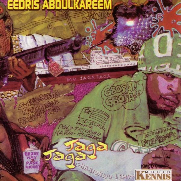Jaga Jaga (Instrumental) by Eedris Abdulkareem