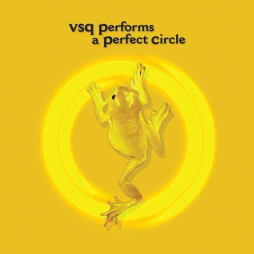The String Quartet Tribute to A Perfect Circle de Vitamin String Quartet