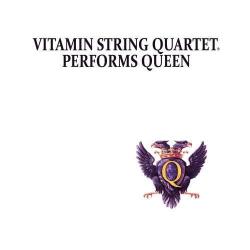 The String Quartet Tribute to Queen de Vitamin String Quartet
