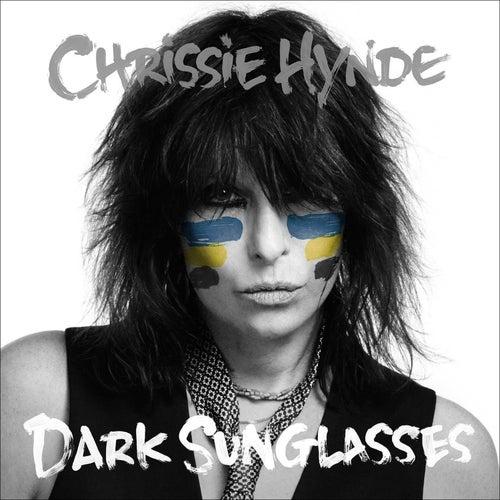 Dark Sunglasses by Chrissie Hynde