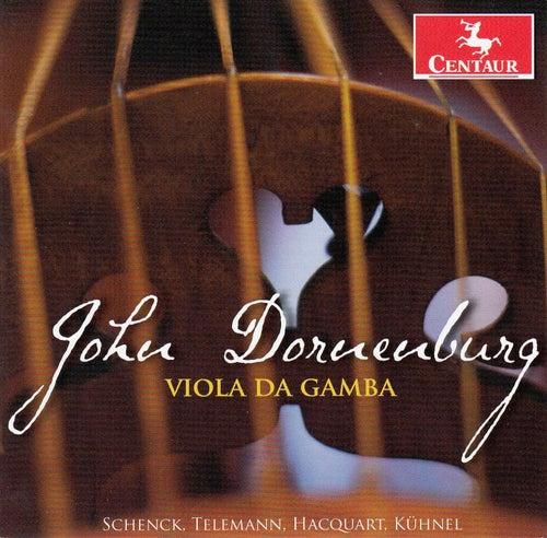 Viola da Gamba de John Dornenburg