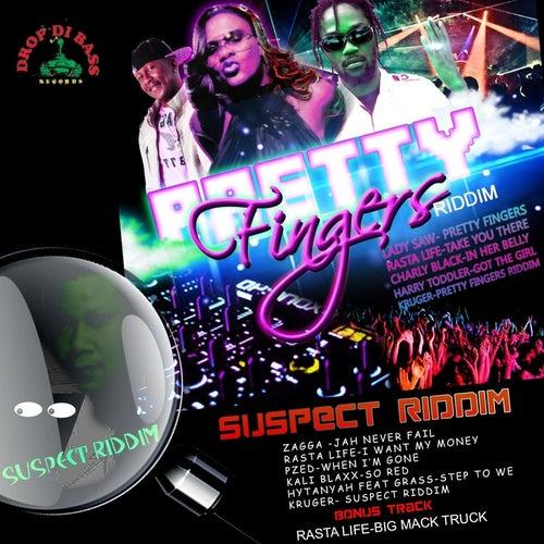 Pretty Fingers Riddim / Suspect Riddim by Various Artists