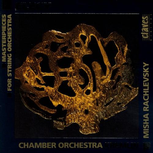 Elegy: Adagios for Orchestra by Misha Rachlevsky