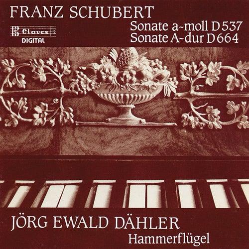 Schubert Sonatas on Brodmann's Hammerklavier de Jörg Ewald Dähler