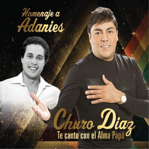 Homenaje a Adanies - Te Canto Con el Alma Papa von Churo Diaz