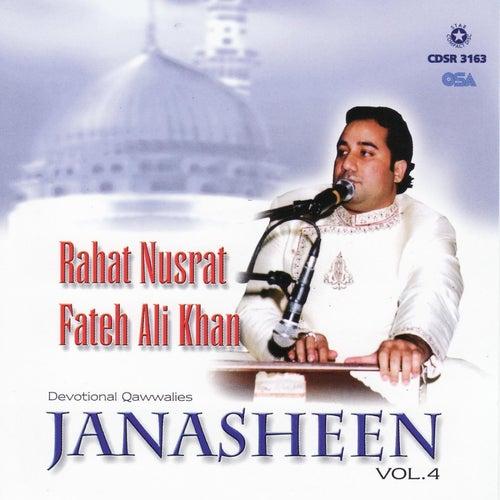 Janasheen Volume 4 von Rahat Nusrat Fateh Ali Khan