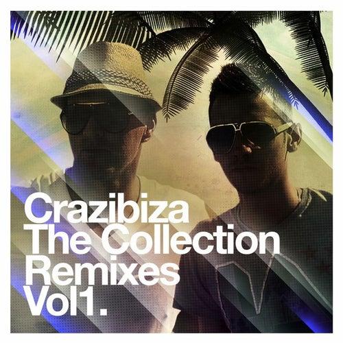 Crazibiza - The Remixes, Vol.1 de Various Artists