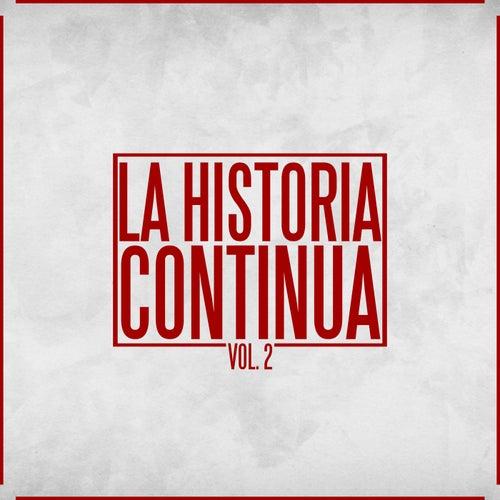 La Historia Continua Vol.2 by Los Hijos Del Rey