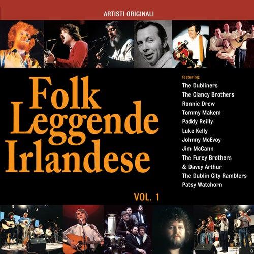 Folk Leggende Irlandese, Vol. 1 by Various Artists