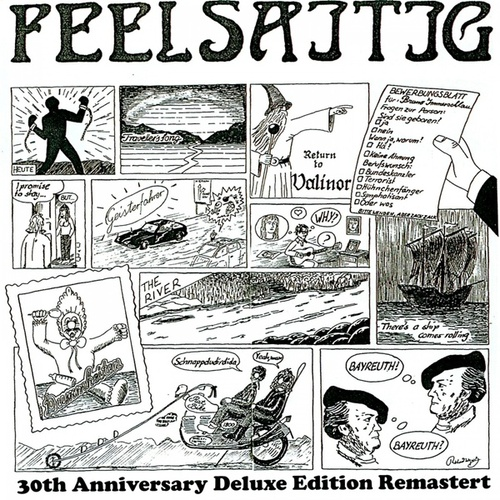 30Th Anniversary Deluxe Edition Remastert by Feelsaitig