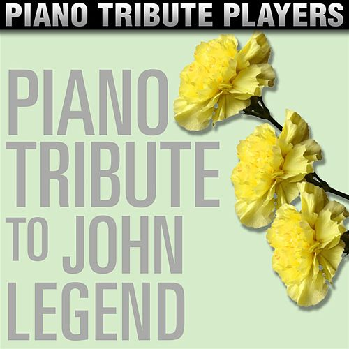 Piano Tribute to John Legend de Amy Grant Tribute Band