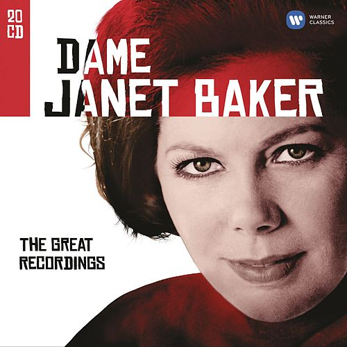 The Great EMI Recordings - German Lieder: Schubert, Mendelssohn, Schumann, Brahms de Dame Janet Baker
