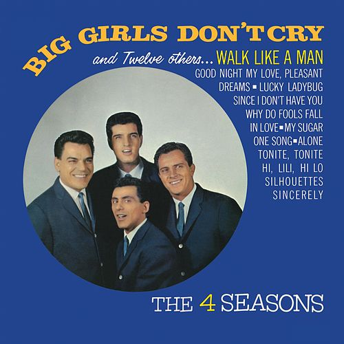 Big Girls Don't Cry and 12 Other Hits by Various Artists