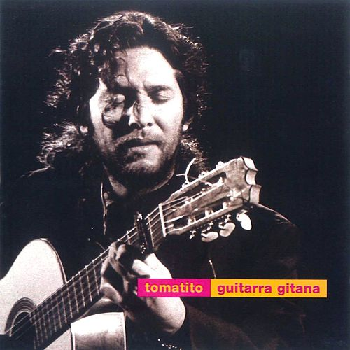 Guitarra Gitana de Tomatito