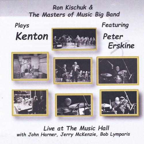 Plays Kenton (Live at the Music Hall) de Ron Kischuk