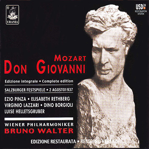 Mozart: Don Giovanni de Various Artists