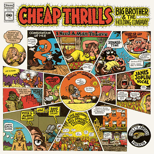 Cheap Thrills de Big Brother & The Holding Company