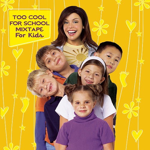 Too Cool For School Mixtape For Kids by Rachael Ray