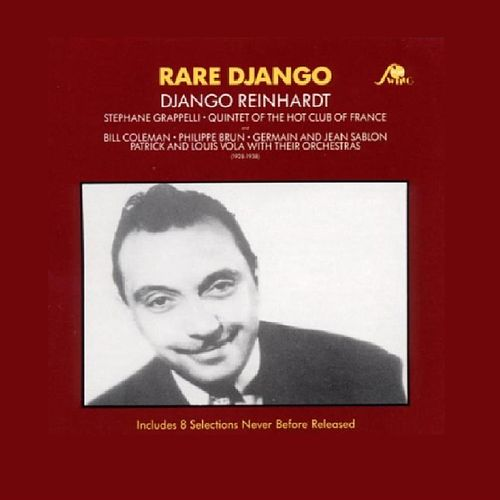 Rare Django de Django Reinhardt