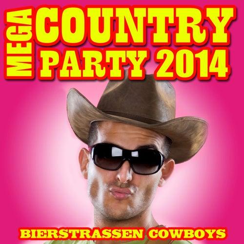 Mega Country Party 2014 von Bierstrassen Cowboys