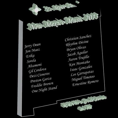 New Mexico Music 2013 de Various Artists