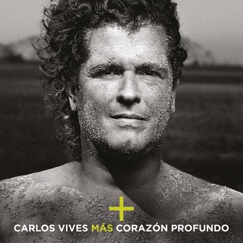 Más + Corazón Profundo by Carlos Vives