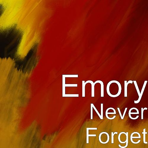Never Forget de Emory