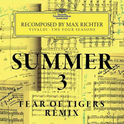 Summer 3 - Recomposed By Max Richter - Vivaldi: The Four Seasons von Max Richter