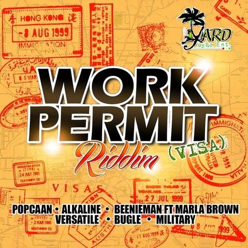 Work Permit Riddim by Various Artists