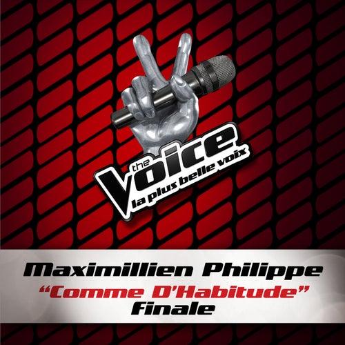 Comme D'Habitude - The Voice 3 de Maximilien Philippe