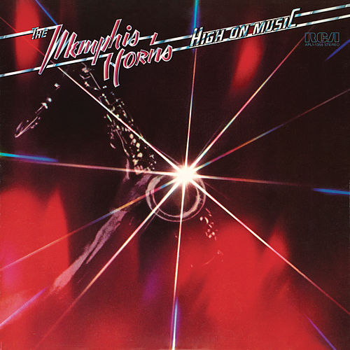 High on Music by Memphis Horns