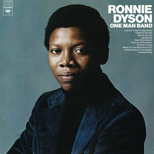 One Man Band (Bonus Track Version) de Ronnie Dyson