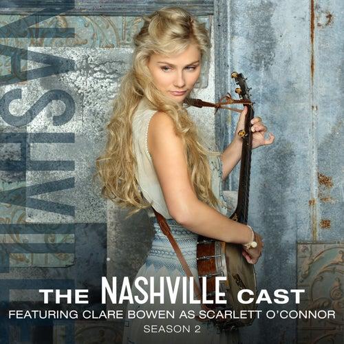 Clare Bowen As Scarlett O'Connor, Season 2 von Nashville Cast