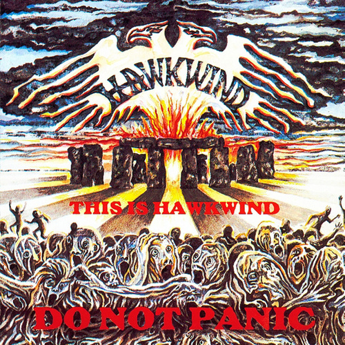This Is Hawkwind Do Not Panic fra Hawkwind