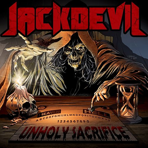 Unholy Sacrifice de Jackdevil