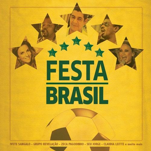 Festa Brasil de Various Artists