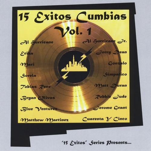 15 Exitos Cumbias, Vol. 1 de Various Artists