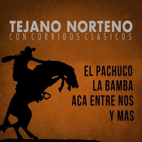 Tejano Norteno, Con Corridos Clasicos el Pachuco, La Bamba, Aca Entre Nos y Mas de Various Artists