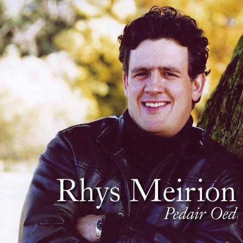 Pedair Oed de Rhys Meirion