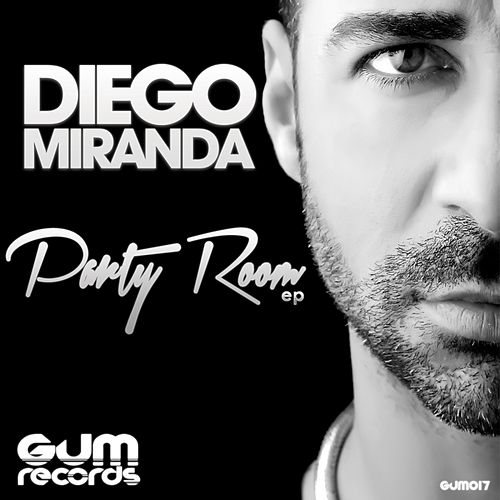 Party Room - Single de Diego Miranda