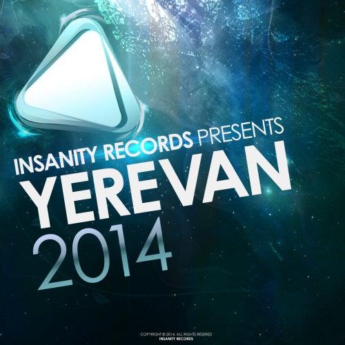 Yerevan 2014 - EP de Various Artists