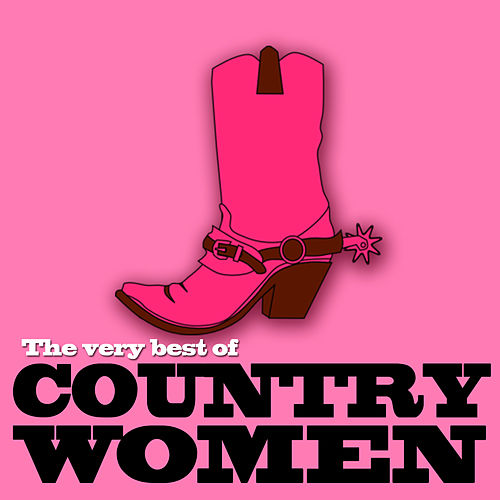 The Very Best of: Country-Women de Various Artists