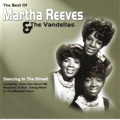 Best of de Martha and the Vandellas