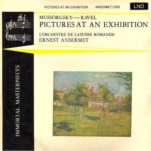 Mussorgsky, Ravel: Pictures at an Exhibition von Ernest Ansermet