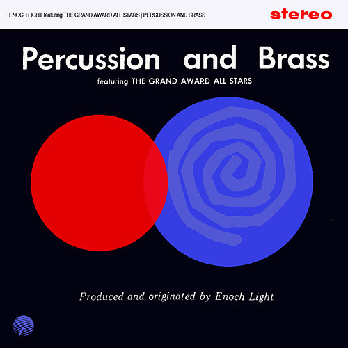 Percussion and Brass (Remastered) de Enoch Light