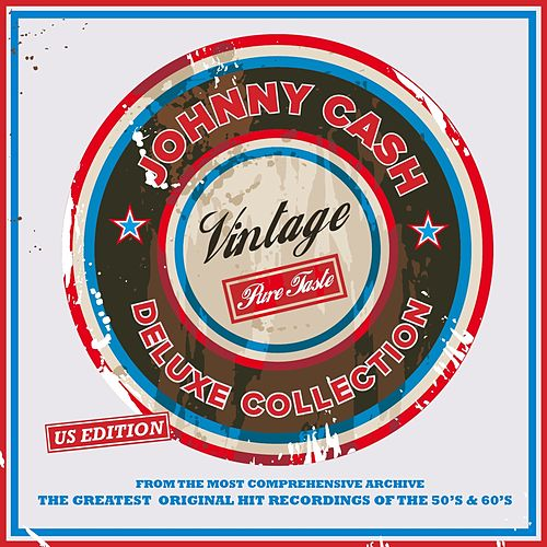 The Deluxe Collection (The Greatest Hits of the 50's & 60's) de Johnny Cash