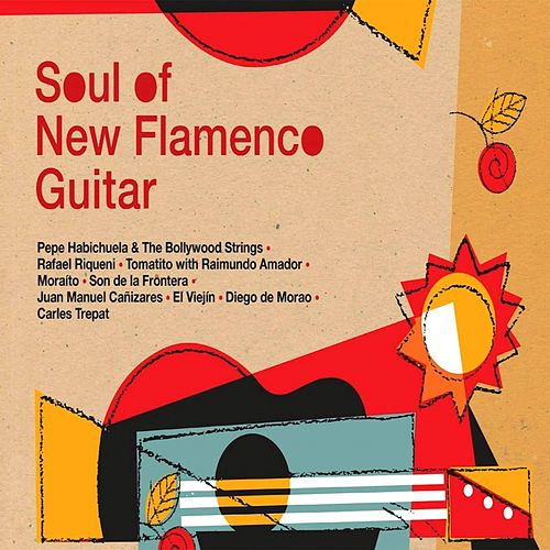 Soul Of New Flamenco Guitar de Various Artists